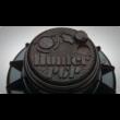 Hunter PGP ADJ 10cm kiemelkedésű rotoros szórófej fúvókasorral r=6,7-15,9m