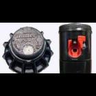 Hunter PGJ-04 10cm kiemelkedésű rotoros szórófej, fúvókasorral r=4,6-9,1m