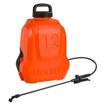 Akkumulátoros LI-ION permetezőgép Stocker 12 Liter 2 év garanciával!