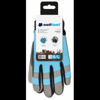 Cellfast profi kertészeti kesztyű 9L méret