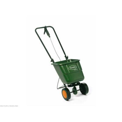 Landscaper Pro Easy Green repítőtárcsás szórókocsi