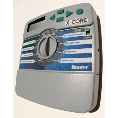 Hunter X-CORE 801 IE 8 zónás beltéri vezérlőautomata