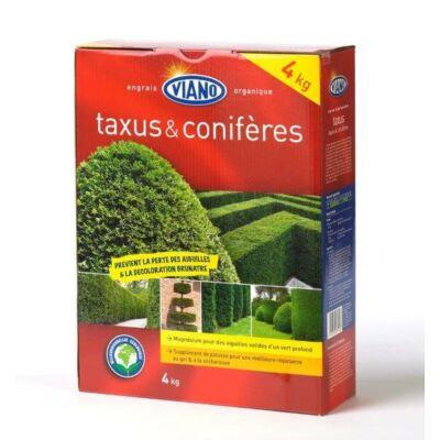 Viano kertészeti táp örökzöldek részére 4Kg