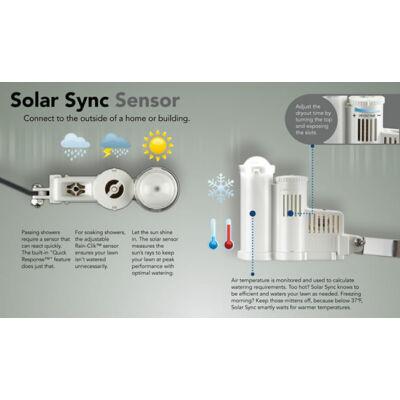 Hunter Solar Sync eső és időjárásérzékelő