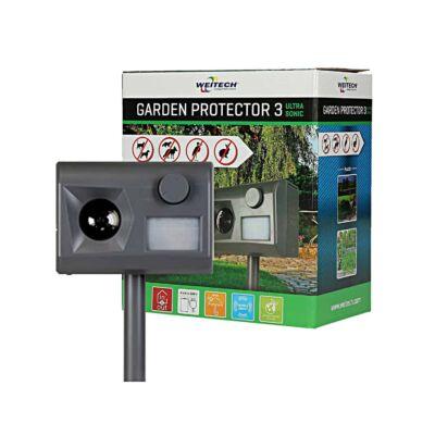 Garden Protector 3 Ultrahangos riasztó (kutya, macska, nyest, róka)