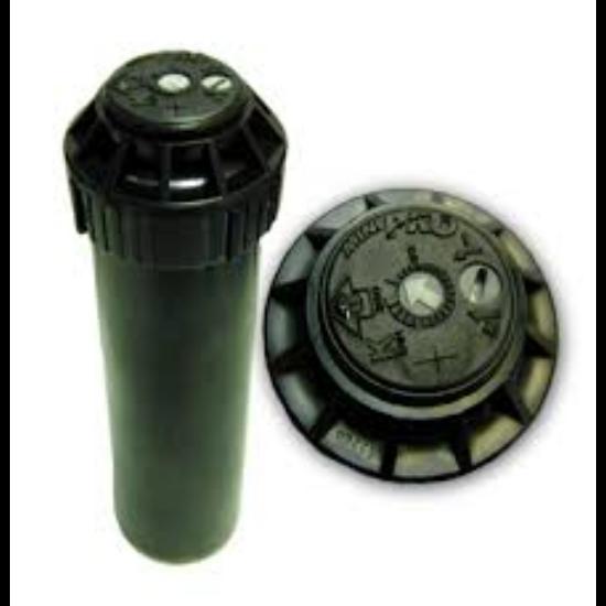 K-Rain Mini Pro rotoros szórófej, fúvókasorral r=5,1-9m