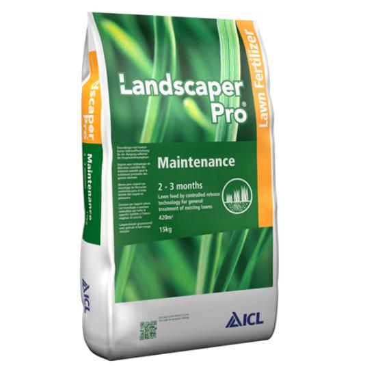 Landscaper Pro Maintenance ICL(Everris, Scotts) 20-5-8 +MgO Tavasz-Nyár gyepfenntartó műtrágya 15Kg