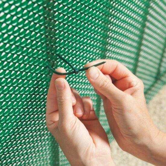 Nortene Bridfix gyorskötöző 14cm zöld