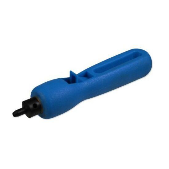 Csőlyukasztó szerszám kék, olasz 2,5mm fejjel!  Cserélhető!