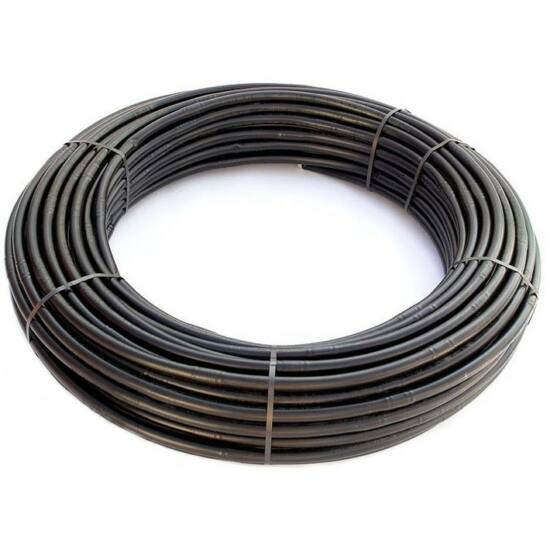 Csepegtető cső  Gold Drip 16/33, 2-4l/h. 100fm/tekercs. 77Ft/fm!