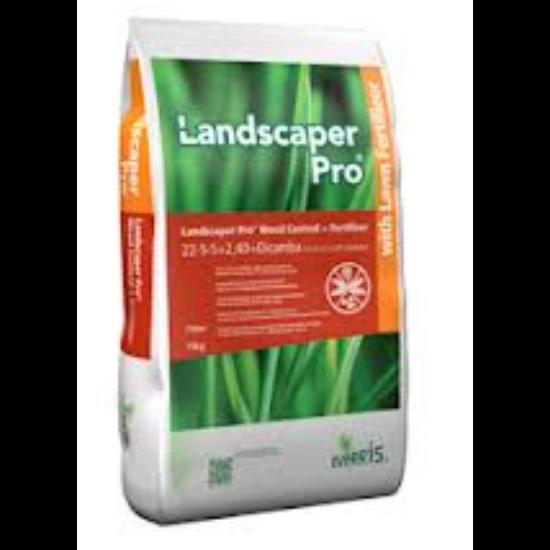 Landscaper Pro Weed Control ICL (Everris, Scotts) Gyepműtrágya gyomirtóval  22-5-5+2,4Dicamba 15Kg