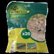 Rögzítő leszúró tüske vakondháló, geotextil, agroszövet 12,5cm