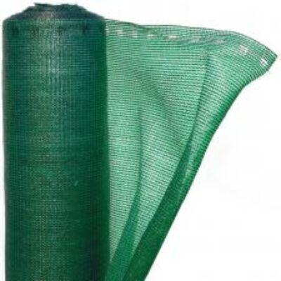 Hobby net árnyékolóháló 90g/m2 80% takarást biztosít zöld 1,5x50m