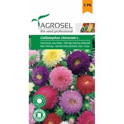 Agrosel Őszirózsa Teltvirágú 1g