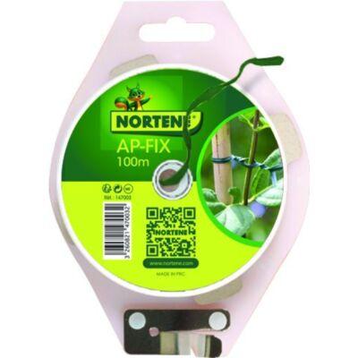 Nortene AP-Fix erősített műanyag kötöző zöld 25m