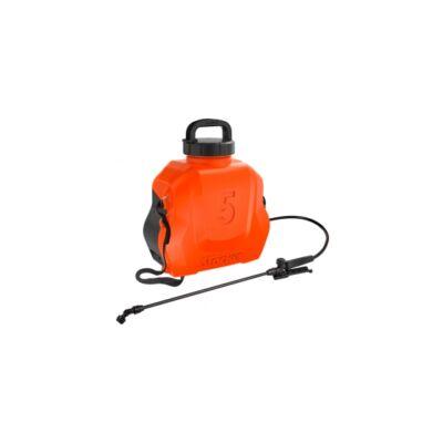 Akkumulátoros LI-ION permetezőgép Stocker 5 Liter 2 év garanciával!