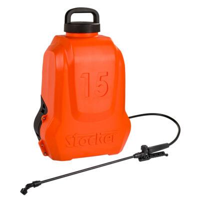 Akkumulátoros LI-ION permetezőgép Stocker 15 Liter 2 év garanciával!