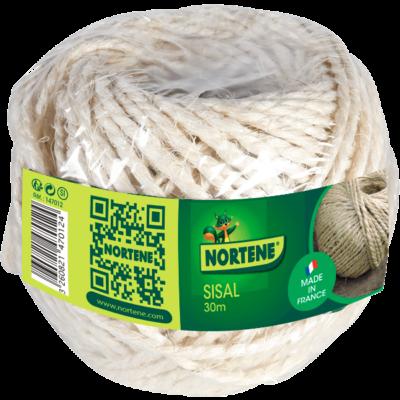 Nortene Sisal természetes kötöző zsineg