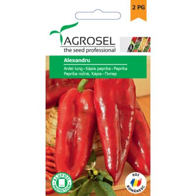 Agrosel Alexander kápia paprika 1g