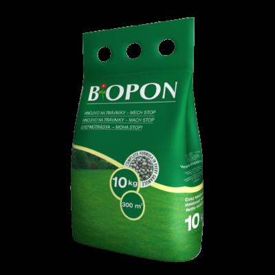 Biopon gyepműtrágya mohás gyepekre 10Kg