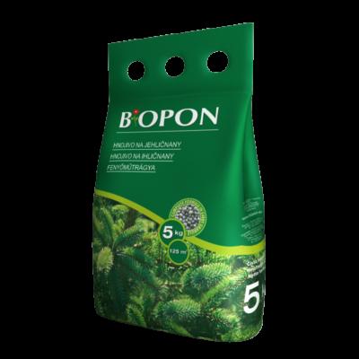 Biopon tűlevelű növénytáp 5kg