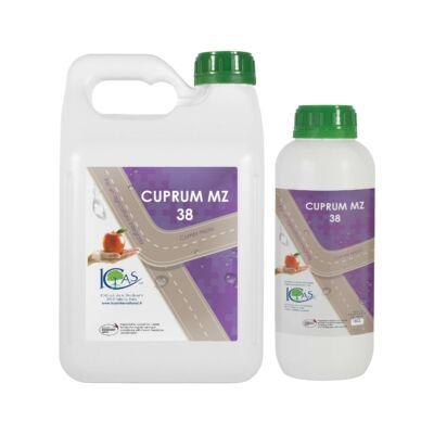 Cuprum MZ növényi immunrendszert erősítő lombtrágya 1L