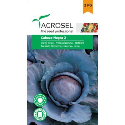 Agrosel Cabeza Negra 2 vörös-káposzta 3g