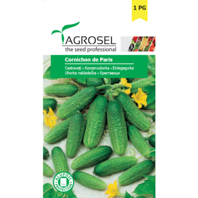 Agrosel Cornichon de Paris uborka 4g
