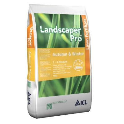 Landscaper Pro Autumn&Winter őszi-téli felkészítő gyeptrágya 12-5-20+5CaO+2MgO