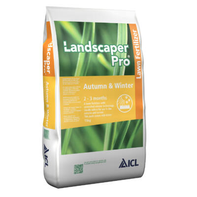 Landscaper Pro Autumn&Winter őszi-téli felkészítő gyeptrágya 12-5-20+5CaO+2MgO 15kg