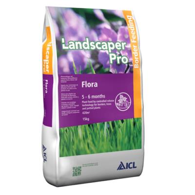 Everris Scotts Landscaper Pro Flora dísznövény virágágyás tápanyag 15Kg