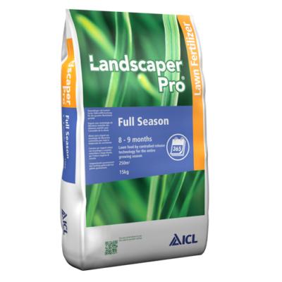 Landscaper Pro Full Season ICL(Everris, Scotts) 27-5-5+2MgO 7-8 hónapos gyepfenntartó műtrágya 15Kg
