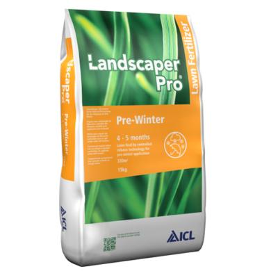 Landscaper Pro Pre Winter ICL 14-5-21 +2MgO őszi-téli felkészítő gyeptrágya 15Kg