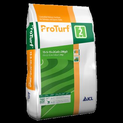 Everris ICL Pro Turf 15-5-15+2CaO+2MgO fenntartó gyepműtrágya 25Kg