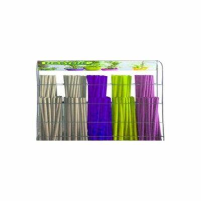 Acélkaró színes bevonatos 0,8mm/ 90cm lila