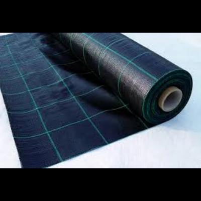 Agroszövet 2,1m x 50m (105m2) UV Stabil 100gr/m2 fekete Csak személyes átvétellel!