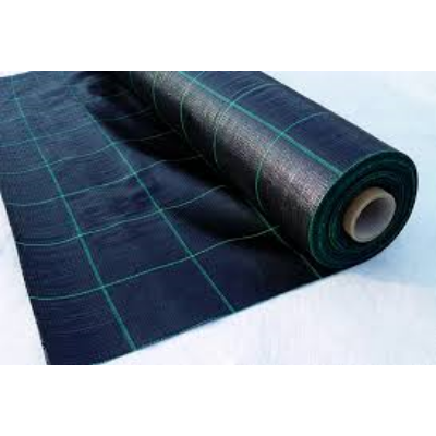 Agroszövet 1,65m x 50m (82,5m2) UV stabil 100gr/m2 fekete