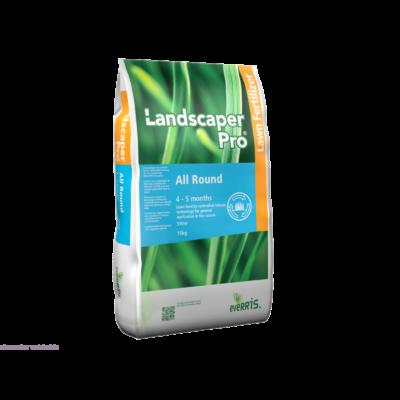 Landscaper Pro All Round ICL(Everris, Scotts)  23-5-10+2Mg 4-5 hónapos gyepfenntartó műtrágya 15Kg