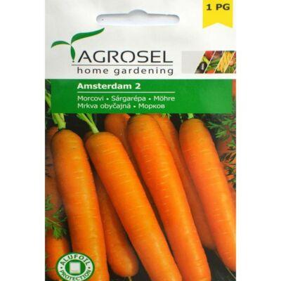Agrosel Amsterdam 2 sárgarépa 3g