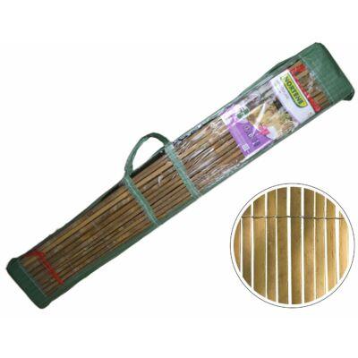 Bamboocane árnyékoló, belátásgátló natúr bambusz 2x5m