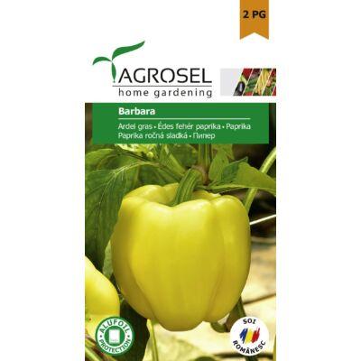 Agrosel Barbara édes fehér paprika 1g