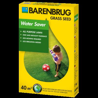 Barenbrug Water Saver, szárazságtűrő fűmag keverék 1Kg