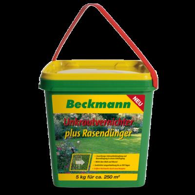 Beckmann gyomirtós gyeptrágya 22+5+5 0.8% 2.4D + 0.12% dikamba 5kg