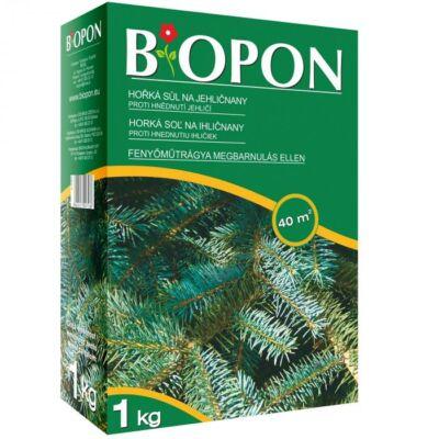 Biopon tűlevelűek barnulás elleni növénytáp 1kg