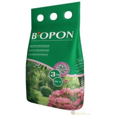 Biopon növénytáp 3kg
