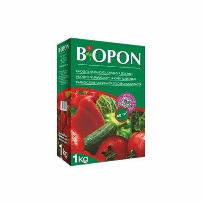 Biopon tápanyag paradicsomhoz uborkához és zöldségekhez 1Kg