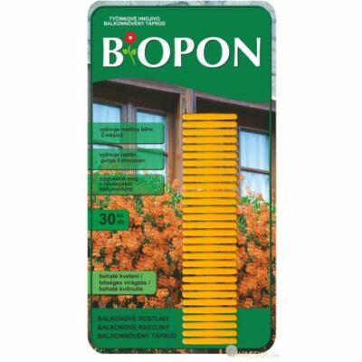 Biopontáprúd balkonnövények részére 30db/kiszerelés