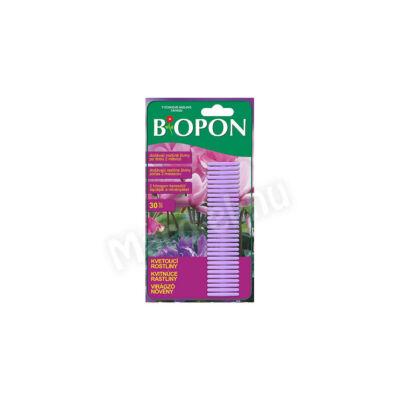 Biopon táprúd virágzó növényeknek 30db/kiszerelés