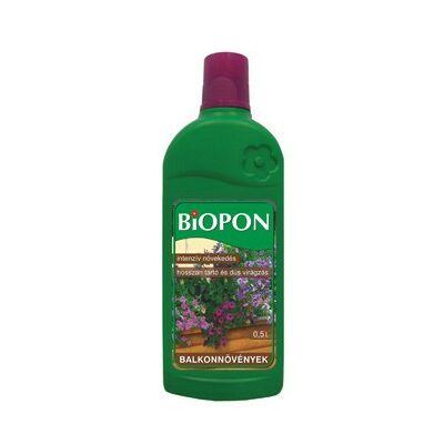 Biopon tápoldat balkon, terasznövények részére 1l