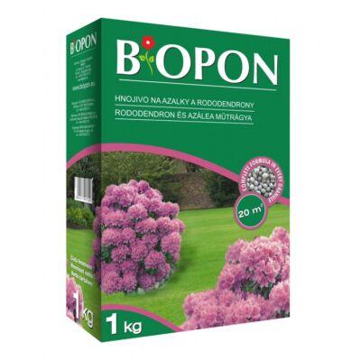 Biopon rhododendron és azálea növénytáp 1kg
